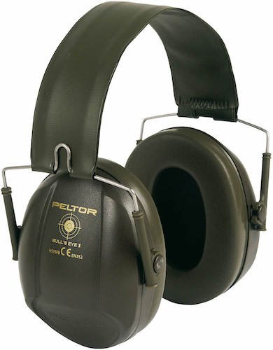 Picture of ear protectors.
